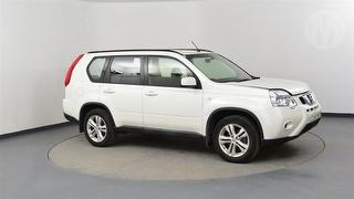2012 Nissan X-Trail T31 ST 5D S/Wagon Photo