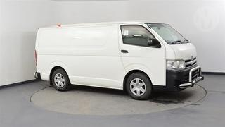 2012 Toyota Hiace 200 LWB 4D Van Photo
