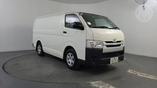 2015 Toyota Hiace KDH 201R LWB 4D Van Photo