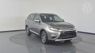 2018 Mitsubishi Outlander ZL ES ADAS 5D S/Wagon Photo
