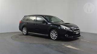 2013 Subaru Liberty GT Premium 5D Wagon Photo