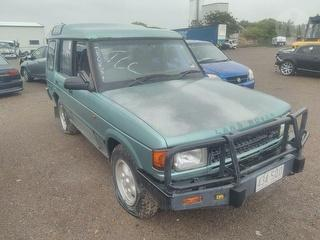 1997 Land Rover Discovery SE S/Wagon Photo