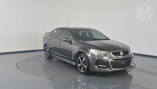 2017 Holden Commodore VFII SV6 4D Sedan Photo