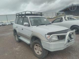 1998 Toyota Landcruiser Prado Grande VX 4WD Photo