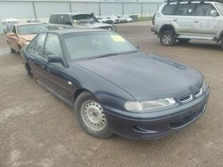 1997 Holden Commodore VS Acclaim Sedan Photo