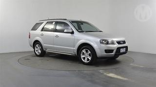 2010 Ford Territory SY MKII TX 5D S/Wagon Photo