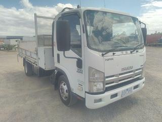 2010 Isuzu NPR300 Medium Tipper GVM 6,500kg Photo
