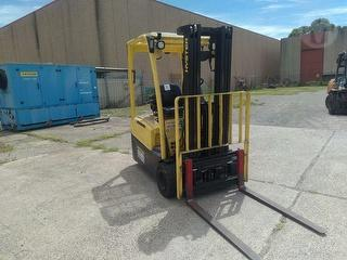 2011 Hyster J1.8XNTMWB Forklift (GP) Photo