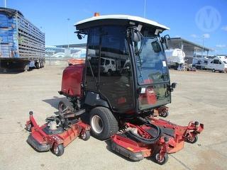 2016 Toro Groundsmaster 4100d Mower (Ride on) Photo