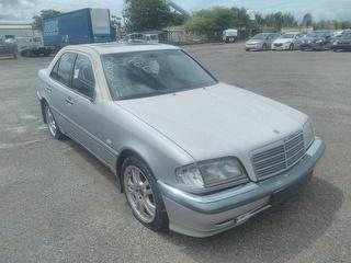 1997 Mercedes-Benz C 280 Elegance Sedan Photo