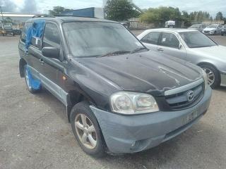 2004 Mazda Tribute Ltd Sport S/Wagon Photo