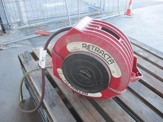 Macnaught Retracta Hose Reel Workshop Equipment (GP) Photo