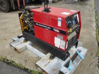 Lincoln Weldanpower 230+ Generator/welder Photo