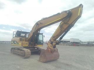 2009 Caterpillar 329D Excavator Photo