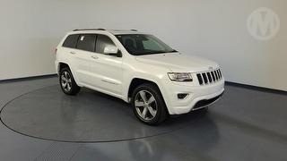 2015 Jeep Grand Cherokee WK Overland 5D S/Wagon Photo