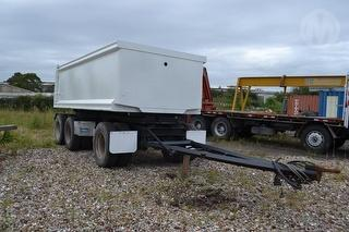 2007 Hercules HEDT3 Tipping Trailer Photo