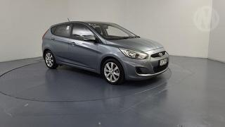 2017 Hyundai Accent RB5 1.6P Sport 5D Hatch Photo