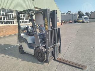 Nissan 'K01A18U Forklift (GP) Photo