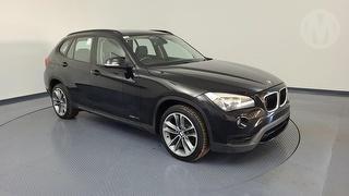 2013 BMW X1 E84 sDrive 18d 5D SUV Photo
