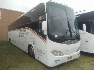 2008 BCI JXK6137AOD Coach GVM 21,700kg Photo
