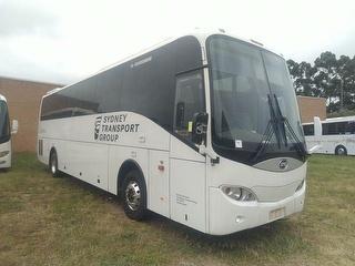 2012 BCI JXK6127CR Coach GVM 18,000kg Photo