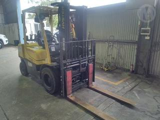Hyster H3.50 TX Forklift (GP) * Photo