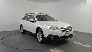 2017 Subaru Outback 2.0D 5D Wagon Photo