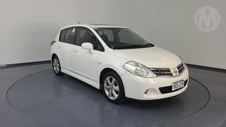 2012 Nissan Tiida C11 Ti 5D Hatch Photo