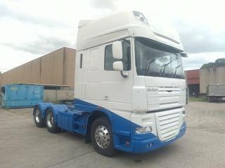 2014 DAF FTTXF105 Prime Mover GCM 70,000kg Photo