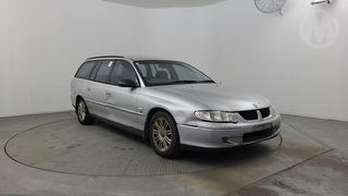 2001 Holden Commodore VX Executive 5D Station Wagon Photo