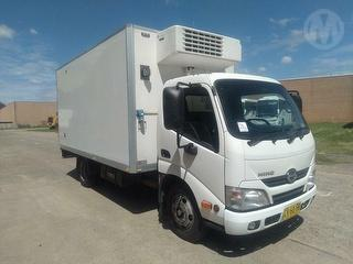2015 Hino 300 616 Pantech *unregistered,no Plates* GCM 7,300kg Photo