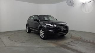 2014 Land Rover Range Rover Evoque TD4 Pure 5D S/Wagon Photo