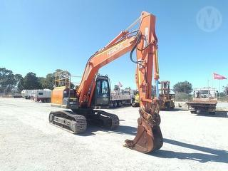 2010 Hitachi ZX 160LC-3 Excavator Photo