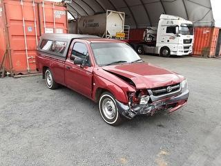 2003 Toyota Hilux RZN Cab Chassis C/chas Photo