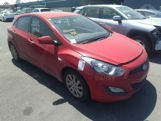 2012 Hyundai i30 GD Active Hatch Photo