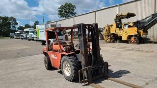 Manitou 4RM30HP All Terrain Forklift Photo
