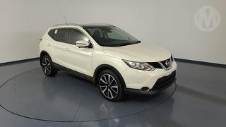 2017 Nissan Qashqai TI 5D S/Wagon Photo