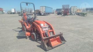 Kubota BX25 Sub-compact Tractor Photo