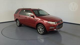 2014 Ford Territory SZ Titanium 5D S/Wagon Photo