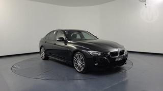 2014 BMW 3 Series F30 316i 4D Sedan Photo