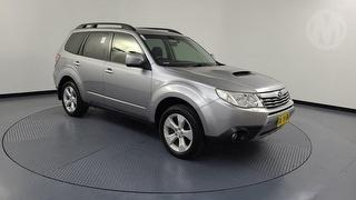 2009 Subaru Forester XT 5D Wagon Photo