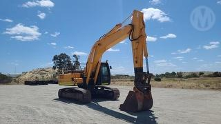 2008 Hyundai Robex 320 LC-7A Excavator Photo