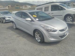 2011 Hyundai Elantra MD Premium Sedan Photo