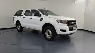 2018 Ford Ranger PX MKII XL 2.2D 4WD 4D Dual Cab Utility Photo