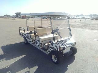 Clubcar 6 Seater Golf Cart Photo