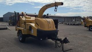 2016 Vermeer BC1500 Wood Chipper ATM 3,401kg Photo