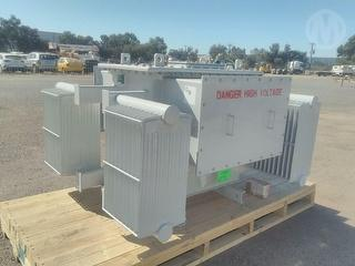 2018 Ctss S-M-500/11 Power Transformer Photo