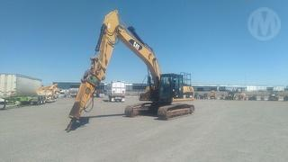 Caterpillar 324dl Excavator Photo
