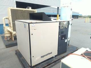 Ingersoll-rand UP5 30 8 Rotary Screw Compressor Photo