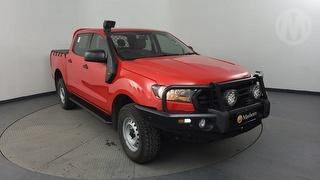 2018 Ford Ranger PX MKII XL Plus 3.2D 4WD 4D Dual Cab Utility Photo